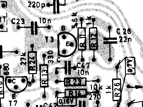 Transistor 865 Mariner Radio Grundig Radio Vertrieb Rvf Ra