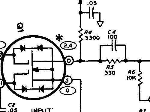 Frequency Counter Ib 101 Equipment Heathkit Brand Heath Co