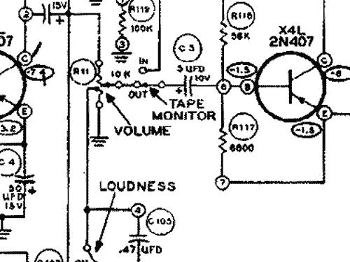 transistor stereo amplifier aa mixer heathkit brand