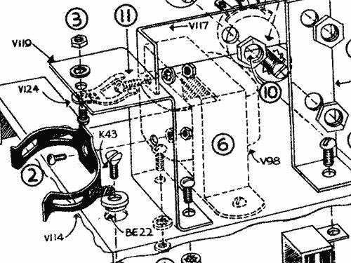 Vacuum Tube Voltmeter V 5a Equipment Heathkit Brand