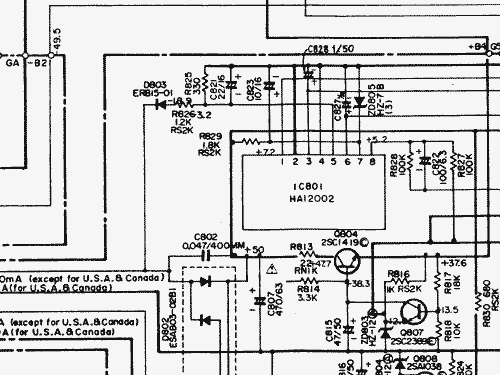 Stereo Amplifier Ha 7700 Amplmixer Hitachi Ltd Tokyo