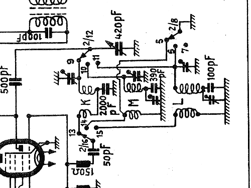 644d radio komet radio ag  mitl u00f6di  build 1944 u20131946  1