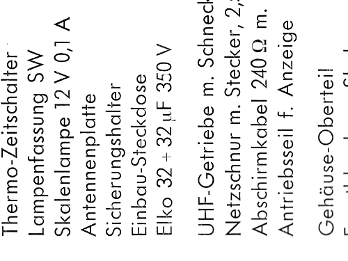 Uhf Converter Cv91 Converter Loewe Opta Deutschland Build