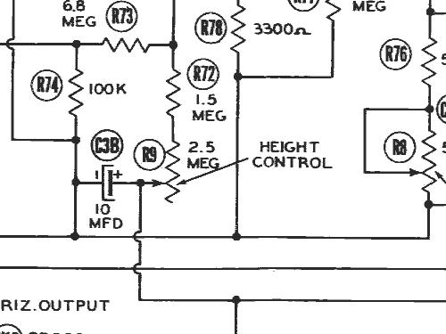 magnavox schematic diagrams