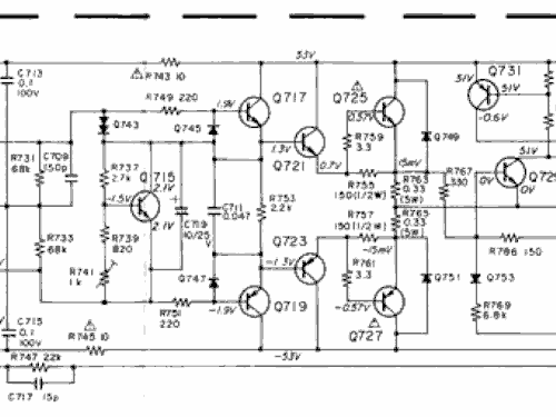 console_stereo_amplifier_pm_710_dc_1939336 console stereo amplifier pm 710 dc ampl mixer marantz; itasc pm710 wiring diagram at bakdesigns.co