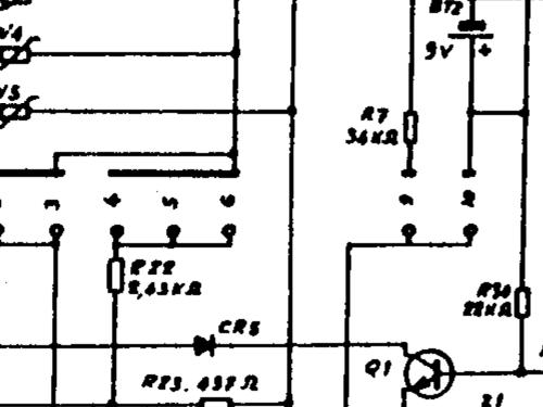 Analog Multimeter Mx430 Equipment Metrix Marque Compagnie G