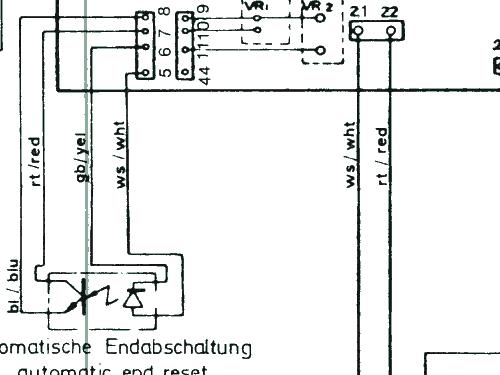 Anleitungen & Schaltbilder Metz Technik und Service Direct Drive ...