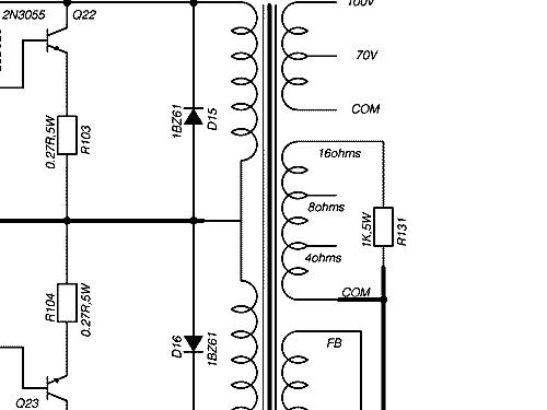 ELA-Verstärker PA-802 Mit LED-Anzeige Ampl/Mixer Monacor, Br