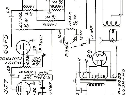 model 60 ampl  mixer national dobro co   san louis  build