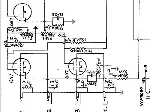 model b ampl  mixer national dobro co   san louis  build