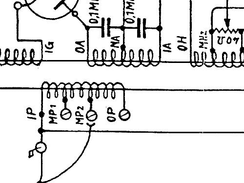k3wb radio nora  berlin  build 1929  1 schematics  4 tubes