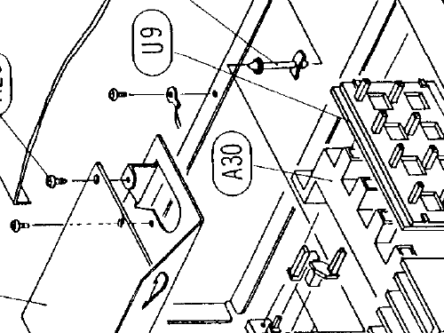 Integrated Stereo Amplifier Integra A 8170 Amplmixer Onkyo