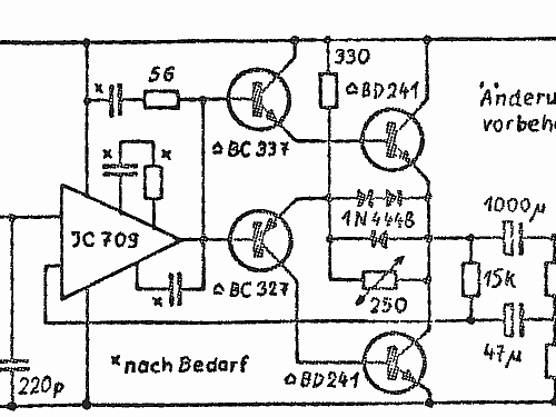 Pa Tube Amplifier Schematics
