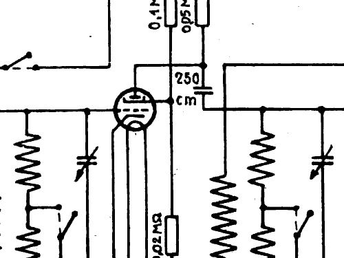 v22w radio owin  hannover  build 1930  1931  1 schematics  5