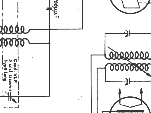 48tr radio paillard ag  st  croix  build 1937  1938  1 schema