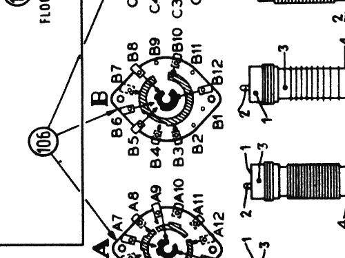 Philco Radio 42 360 Schematic