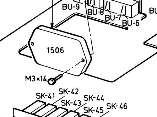 Amplifier F4122 00 00s 05 05s Amplmixer Philips Eind