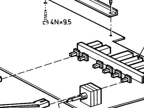 Amplifier F4130 00 00s 05 05s Amplmixer Philips Eindho