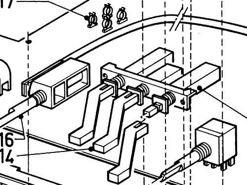 Amplifier F4433 00 05 Amplmixer Philips Eindhoven