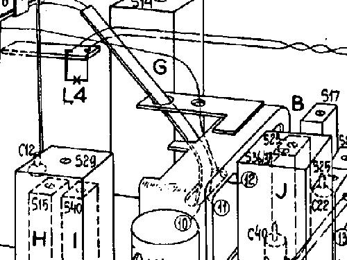 bi li bx740a 00 radio philips eindhoven tubes internati RCA Victor Tube Radio