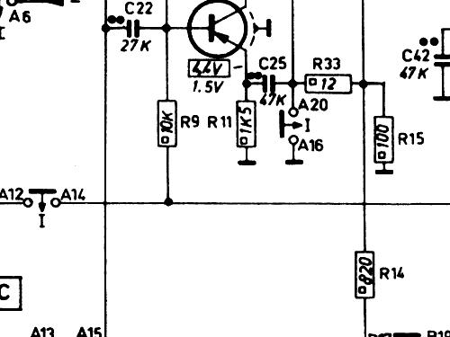 High Fidelity Tuner Amplifier 22gh940 00z Radio Philips Ei