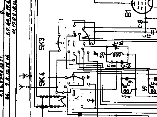 lx527ab 08 11 radio philips eindhoven tubes international AM Tube Radio Schematics