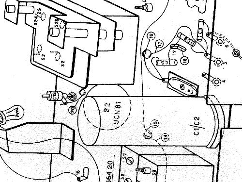Philips Antique Radio Schematics