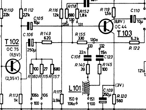 Supro Amp Schematic