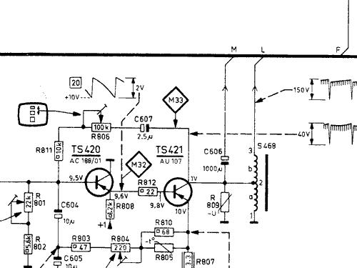 Transistor Schematic