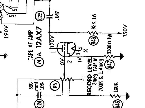 Sp 216 Amplmixer Pilot Electric Mfg Co Radio Corp Brook