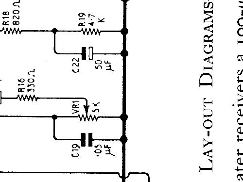 Pr270 Radio Pilot Radio Ltd London Build 1961 2 Schemati