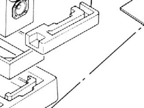 4 Way Speaker System Hpm 1500 Speaker P Pioneer Corporation