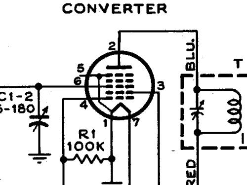 2B405 Ch= RC-1114 Radio RCA RCA Victor Co. Inc.; New York NY