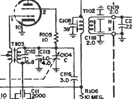 3rb34 Ch Rc 1210b Radio Rca Rca Victor Co Inc New York N