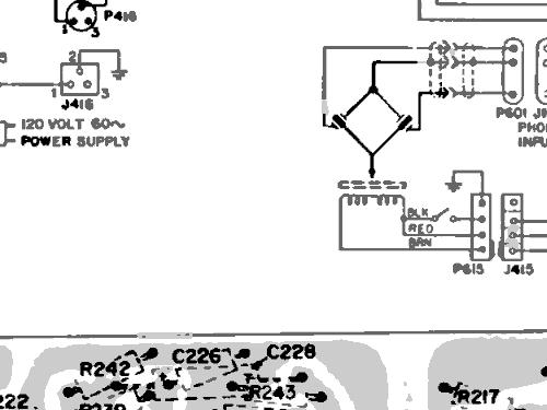 4VF145 Ch= RC-1215+ RS-203A Radio RCA RCA Victor Co.