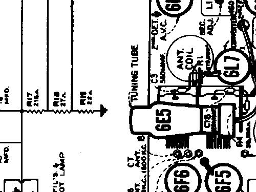 8u radio rca victor international  montreal  build 1940