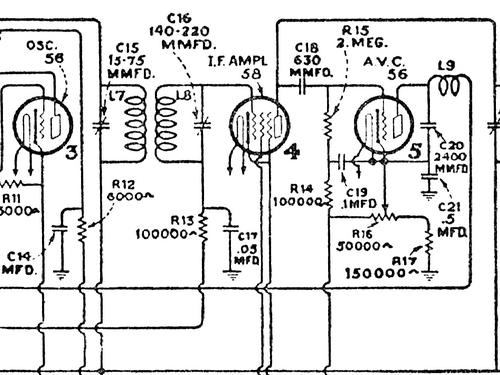 R 56 Radio Rca Victor International Montreal Build 1934