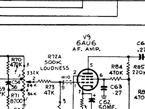 Shc763 Radio Rca Victor International Montreal Build 1963