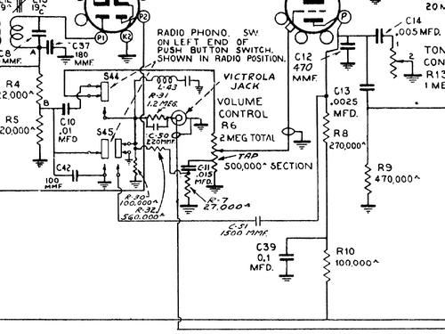 U-60 Radio RCA Victor International, Montreal, build