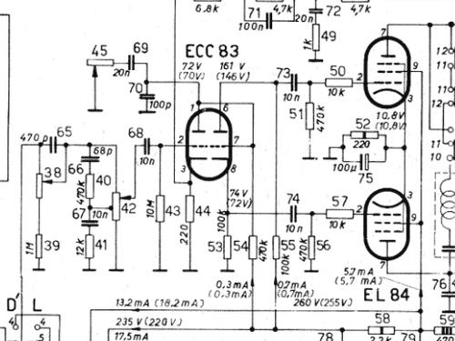 Parallel Amp Schematic Kt88 Hi Fi