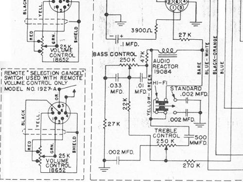 Jukebox 1454 R-Player Rock-Ola Manufacturing Corporation Roc