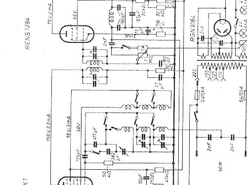 reflex radio sachsenwerk bis 1945 eswe  build 1934  1935  1 s