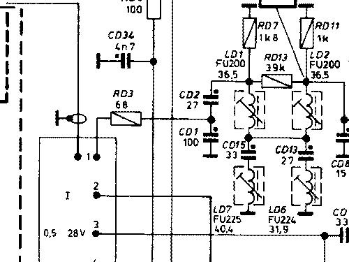 finlandia 1c0j television salora salo build 1979 4 pict rh radiomuseum org 3-Way Switch Wiring Diagram Basic Electrical Wiring Diagrams