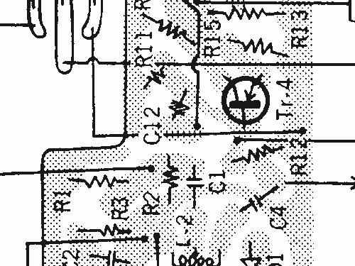 10 Transistor Auto Tuning 10c 320 Radio Sanyo Electric Co