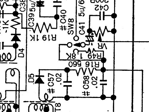 10g 888 Radio Sanyo Electric Co Ltd Moriguchi Osaka Buil