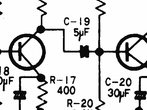 8 Transistor Long Distance 8c 025 Radio Sanyo Electric Co