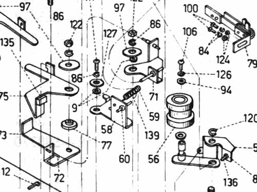 Tonbandgert Mr 115e R Player Sanyo Electric Co Ltd Morig