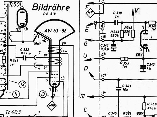 Schaub Lorenz Old Radios Schematics