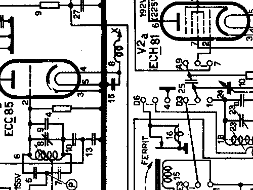 E5615 Radio Sondyna Ag Zrich Effretikon Build 1957 7 Pic