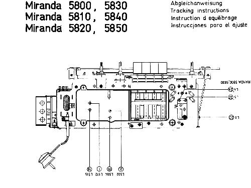 Super Miranda 5800 Radio Stern Radio Sonneberg Veb Rft Sonra Wiring Digital Resources Almabapapkbiperorg
